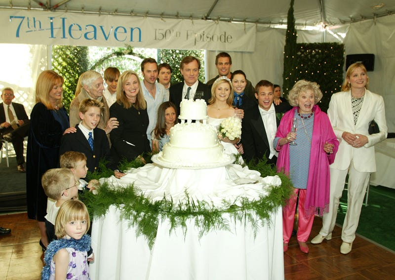 Cast of 7th Heaven