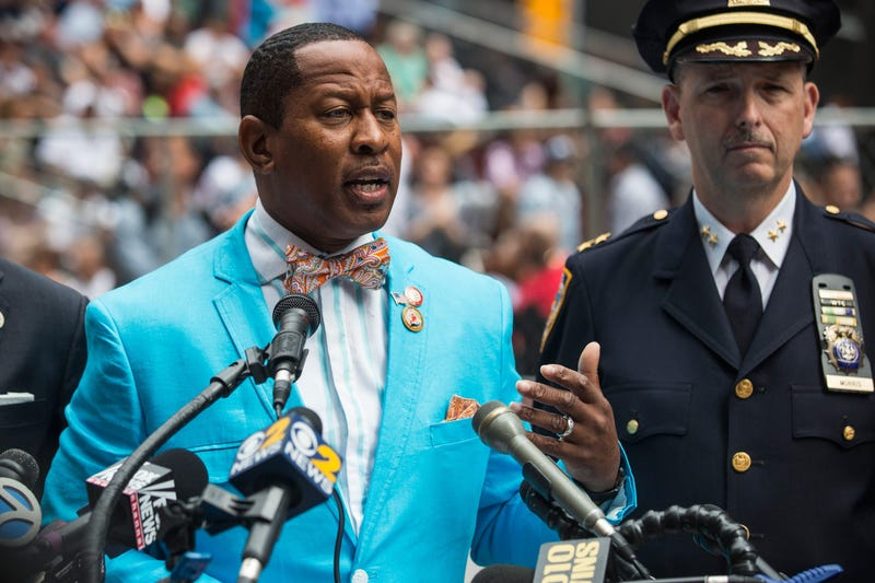 New York City Council Member Andy King.