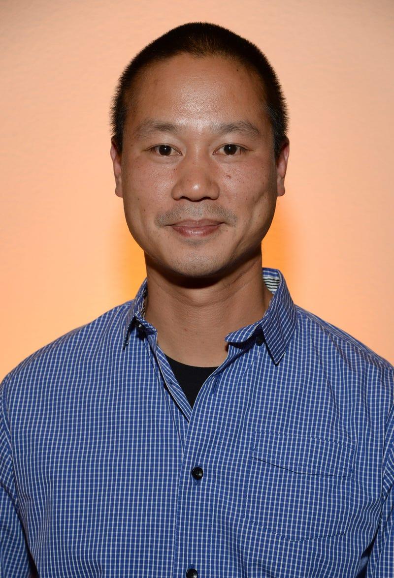 Zappos CEO Tony Tsieh