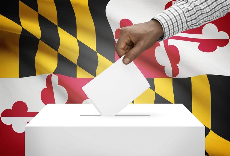 Maryland Ballot Vote