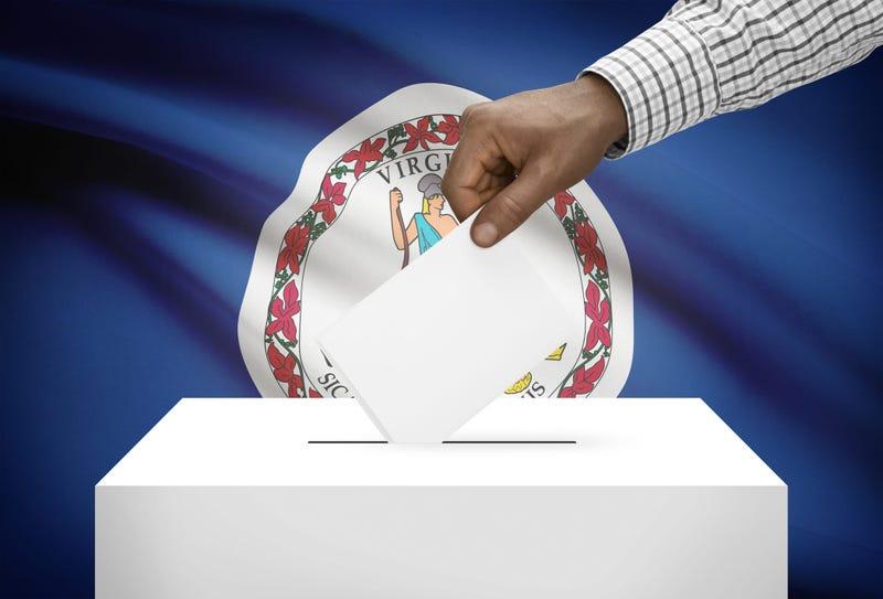 Virginia Ballot Vote