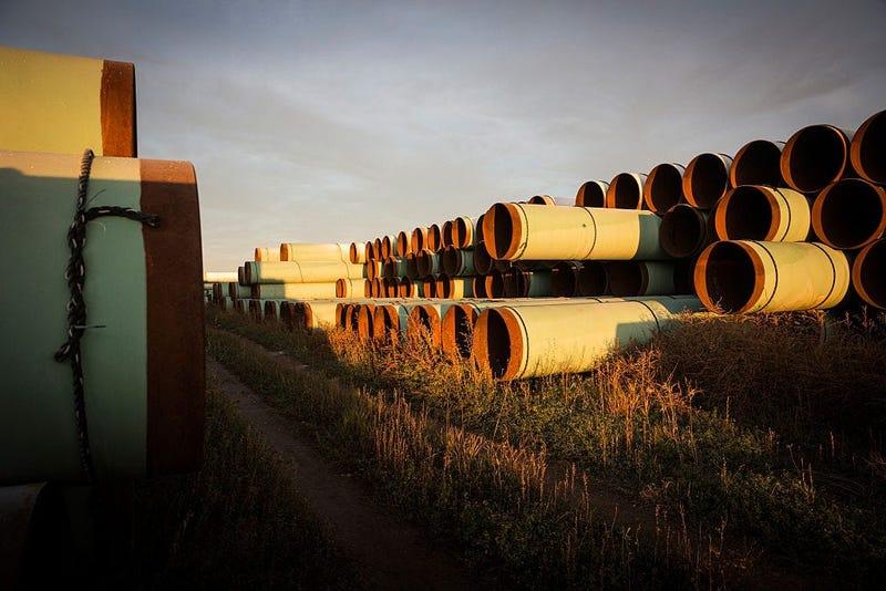 Sen. Marshall to oppose President's Keystone XL pipeline permit revocation