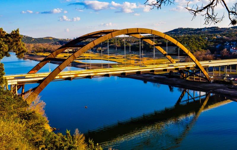 Lake Austin Pennybacker Bridge
