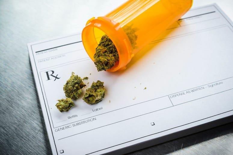 Medical Marijuana, Weed, Prescription