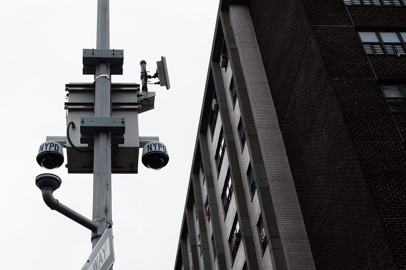 NYPD camera