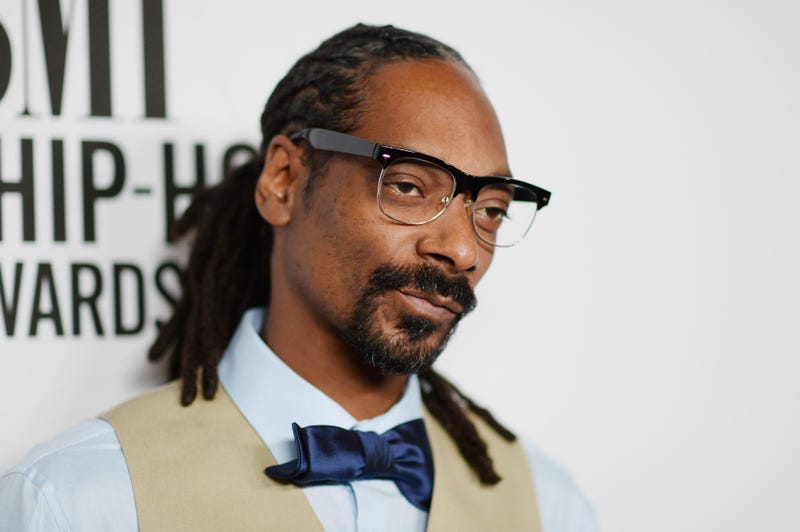 Snoop Dogg apologizes for comments on Gayle King.