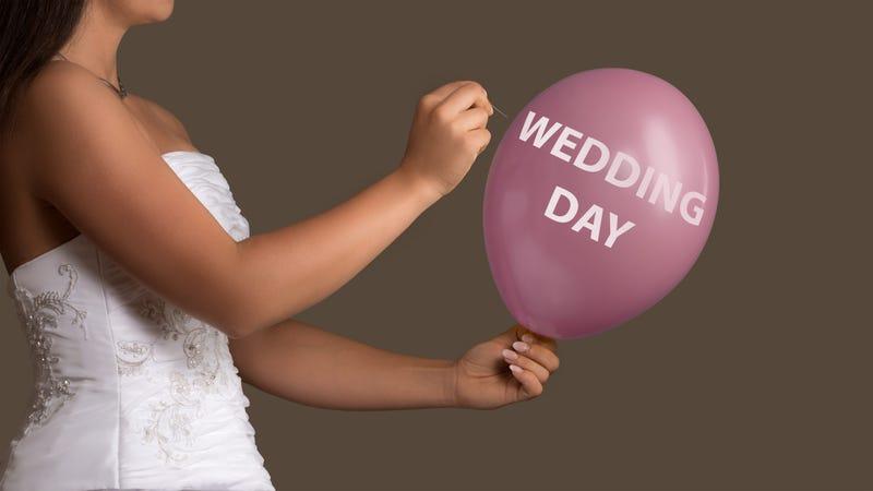 wedding cancel