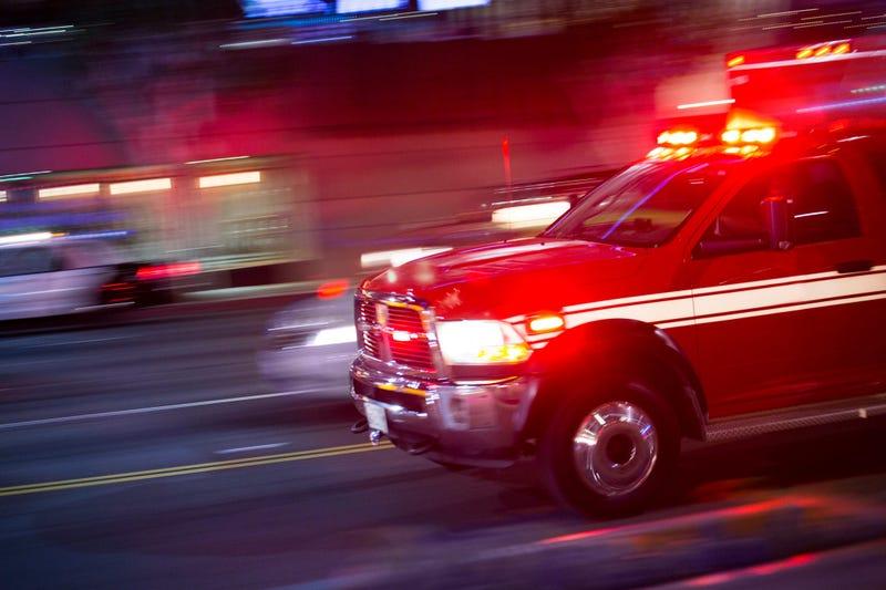 Emergency Responder, Ambulance, Paramedic