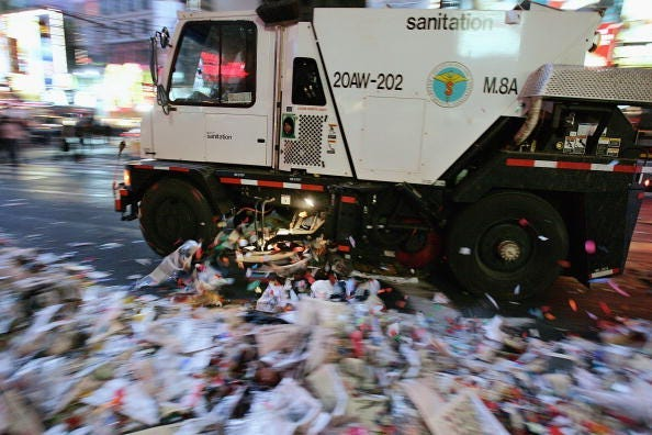 Citywide sweep
