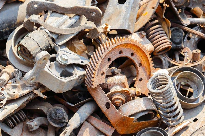 Kansas scrap metal registration is back in effect