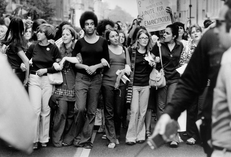 1970 Women's Equality March