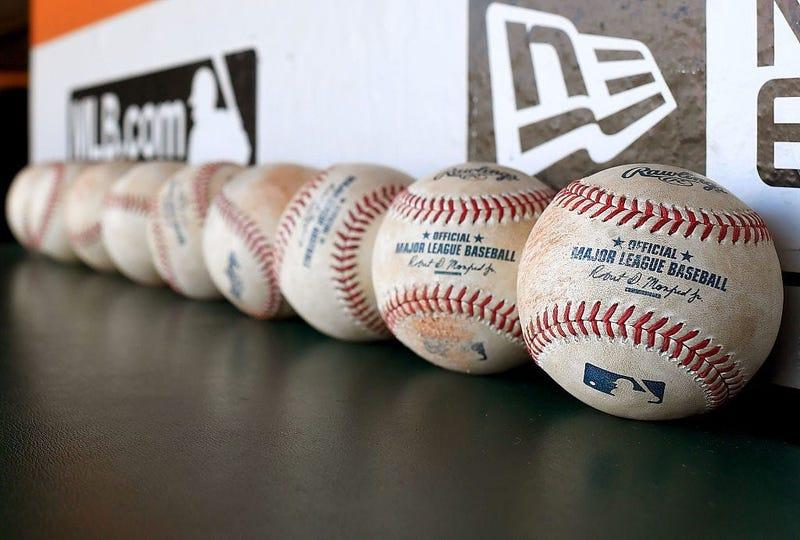 MLB Baseballs
