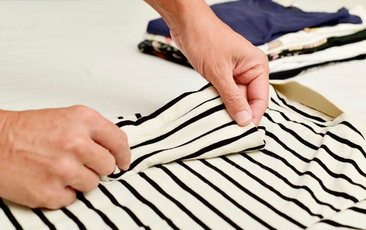 DOC SHOW AUDIO: Should Husbands Fold Their Wife's Clothes?