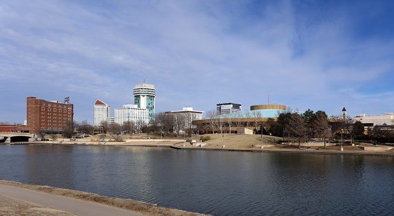 A weekend warm-up for Wichita
