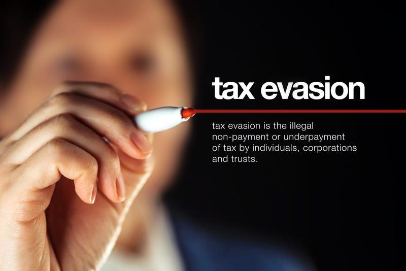 Chris Roberts former landlady get 21-months house arrest for tax evasion.