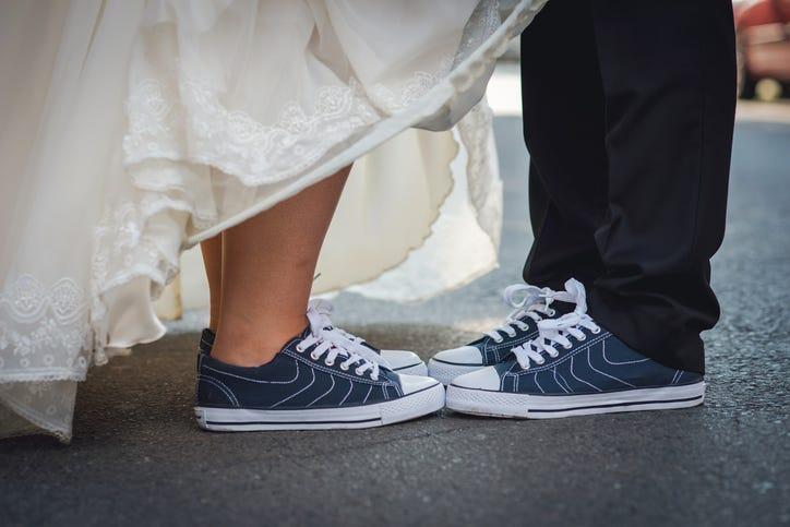 Strange Wedding