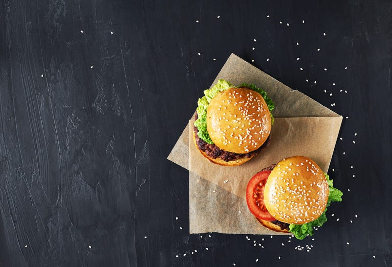 Two burgers