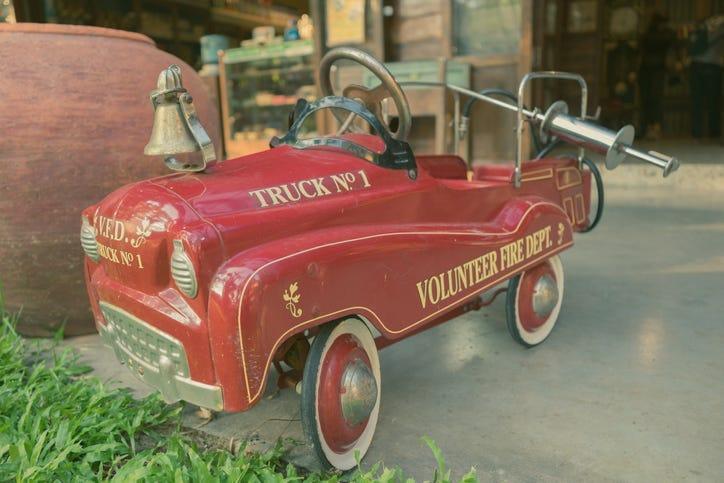 DOC SHOW AUDIO: Doc Wants a Fire Truck