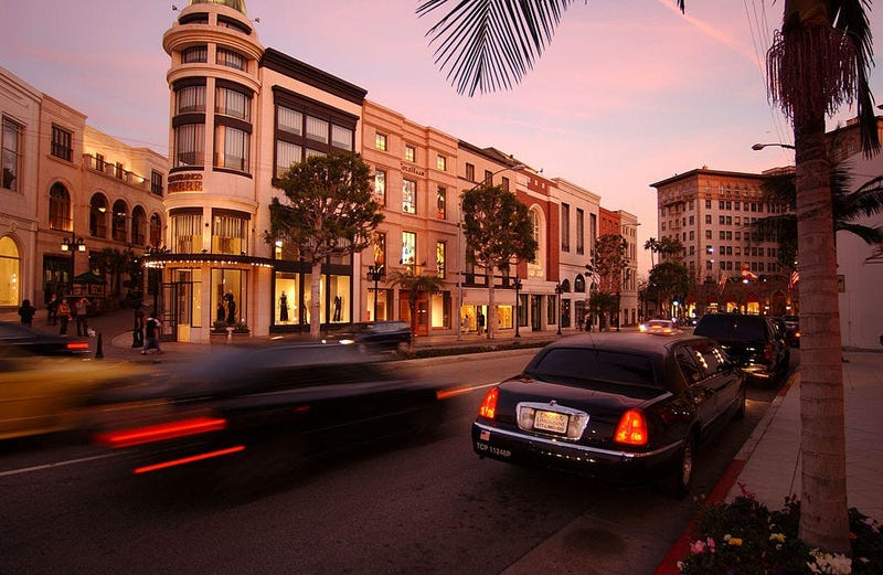 Beverly Hills (GETTY)