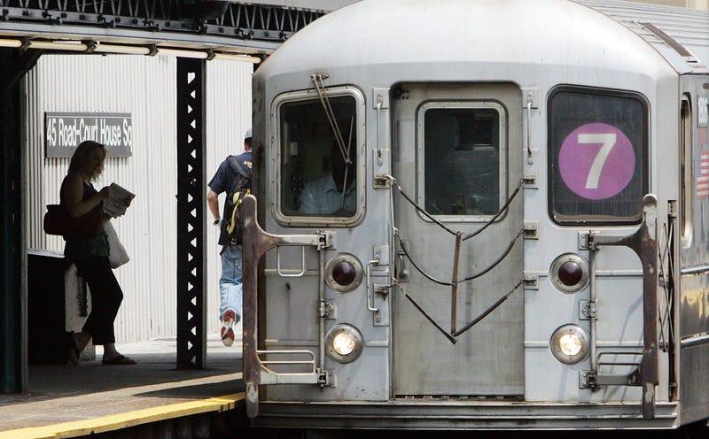 7 train subway