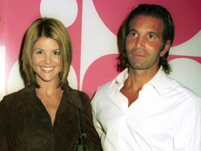 Lori Loughlin & Mossimo Giannulli