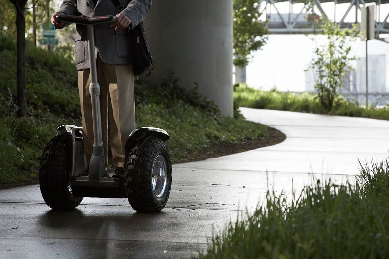 Segway Production is Ending