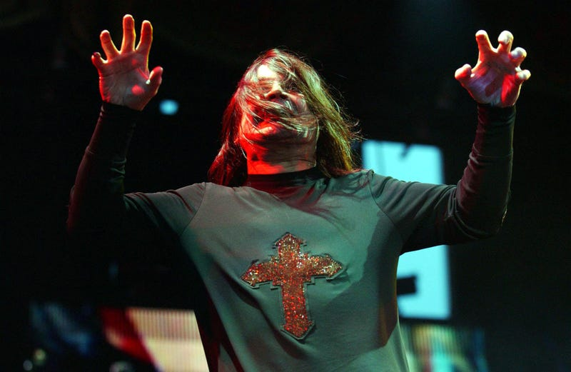 Ozzy Osbourne at Ozzfest 2002 - Donnington Park