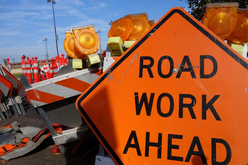 construction/Road Work Getty