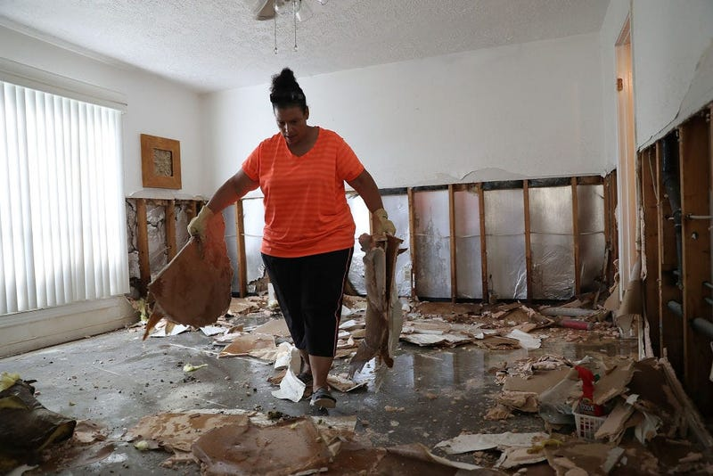 Governor warns about use of dangers of post hurricane clean up