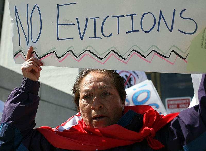 Evictions CA Protected (GETTY)