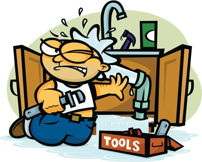 DOC SHOW AUDIO: Drinking + Home Repair = Disaster