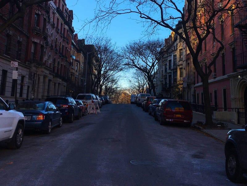 Upper West Side Parking