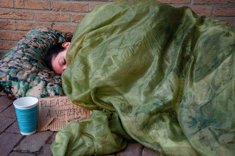 HomelessVeteran