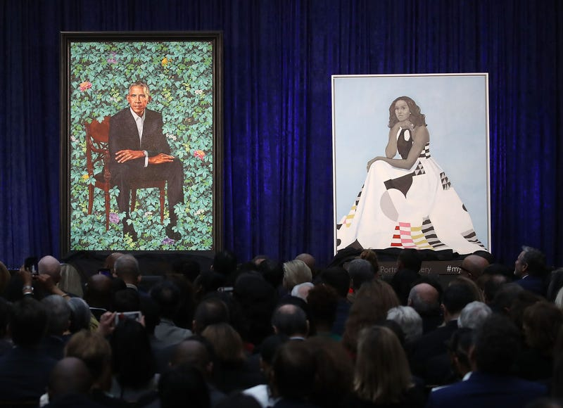 Portraits of President Barack Obama and first lady Michelle Obama will be taking a tour this summer.