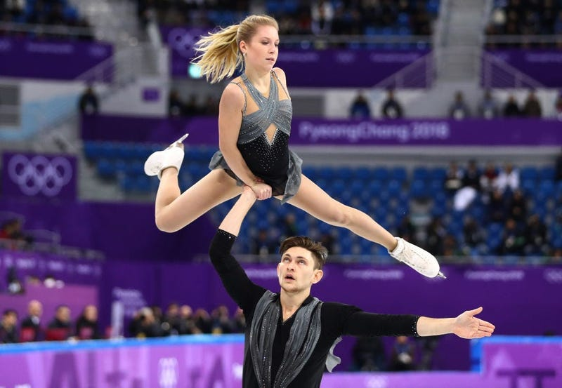 Ekaterina Alexandrovskaya  (GETTY)