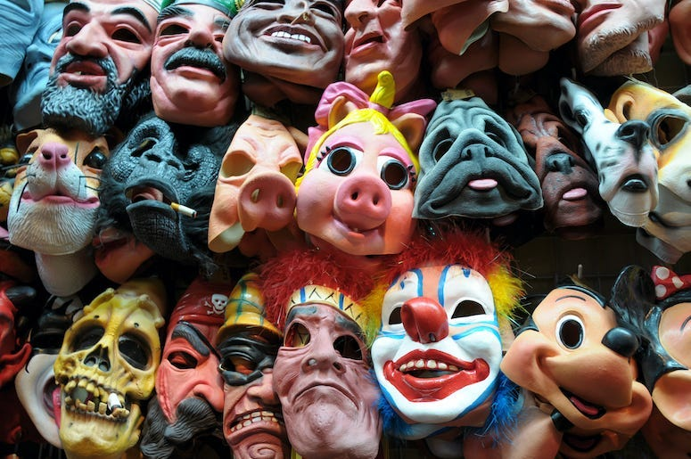 Halloween, Masks, Shop, Costumes, Store, Halloween Masks