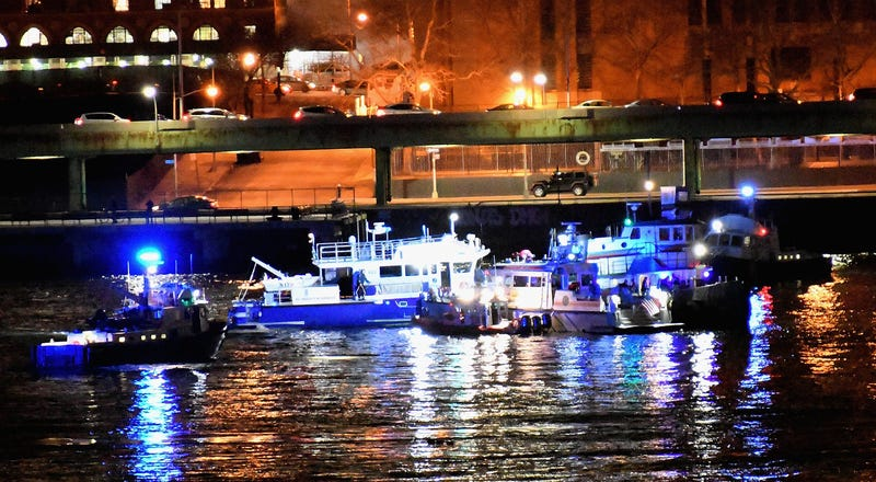 2018 helicopter crash East River