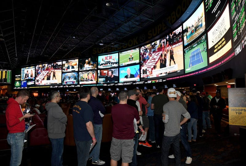 Sports Betting (Getty)