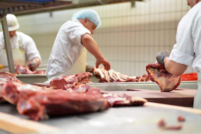 Coronavirus, meatpacking