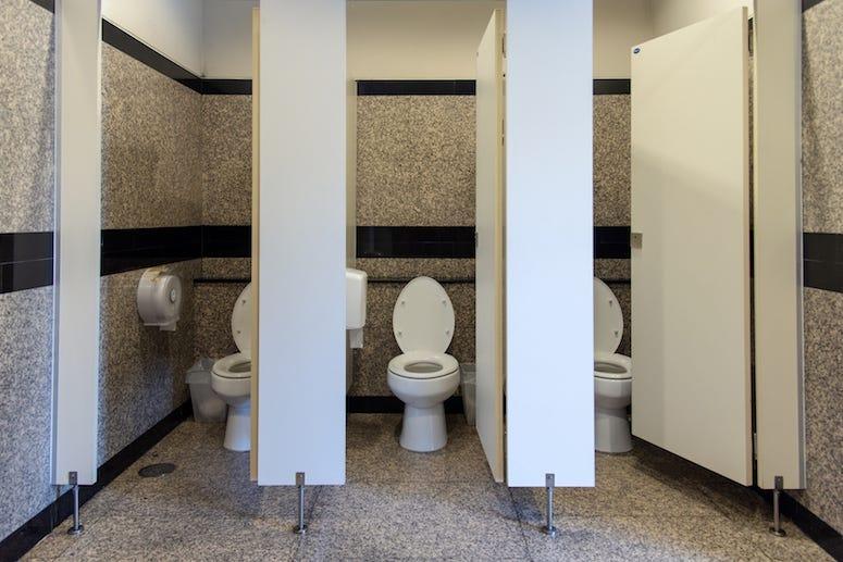 School Removes Doors From Bathroom Stalls To Stop Vaping