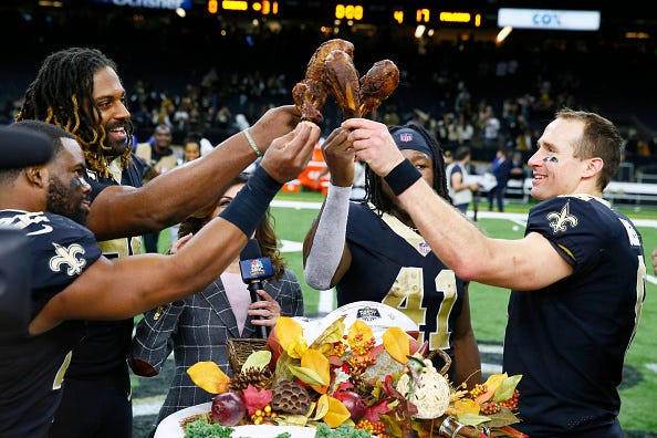 Thanksgiving Nfl Games 2020.Who S Playing On Nfl Thanksgiving 2019 Schedule Matchups