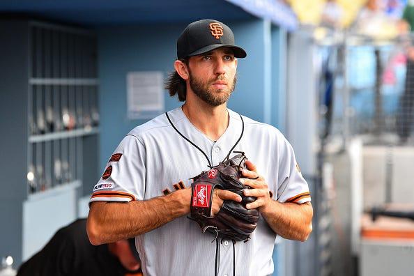 MLB Rumors: Madison Bumgarner Seeking Over $100 Million