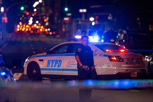 Man sitting in car killed, another wounded in Brooklyn double shooting; gunman sought