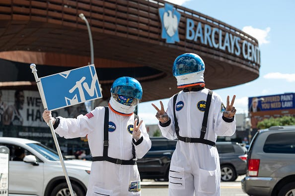 VMAs Barclays