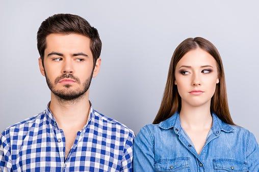 Couple Mistrust