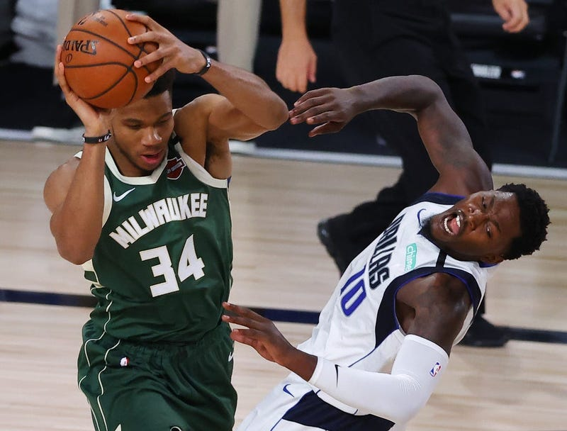 Giannis Antetokoumpo, Milwaukee Bucks