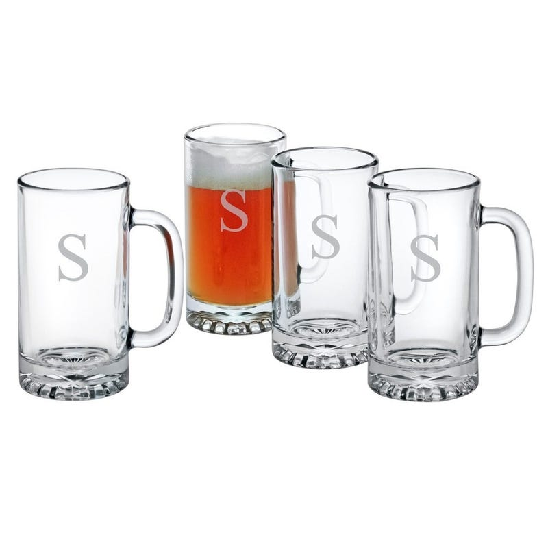 Personalized Pub Beer Mugs