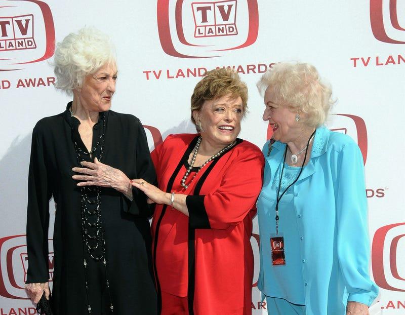 Cast of the Golden Girls