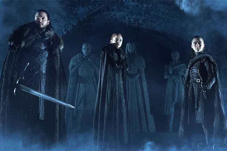 Game Of Thrones Season 8 Press Photo