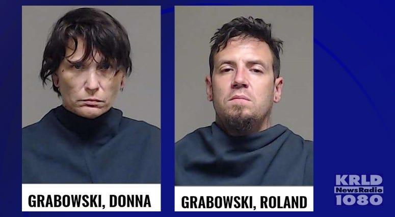 Roland Grabowski, Donna Grabowski